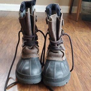 LL Bean Winter Boots Men's 6